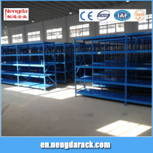 2 Years Warrany Middle Duty Rack Warehouse Shelving pictures & photos