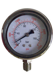 All Ss Pressure Gauge (B-0064)