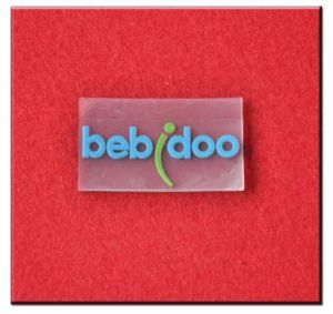 Cheap and High Quality Transparent Rubber Label pictures & photos