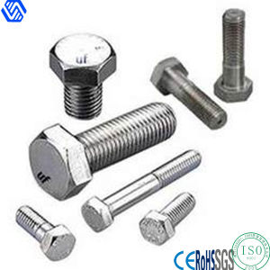 Hex Head High Strength Fabricated Bolts pictures & photos