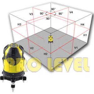 4V4h1d Laser Level Total Station (SCHO-444R) pictures & photos