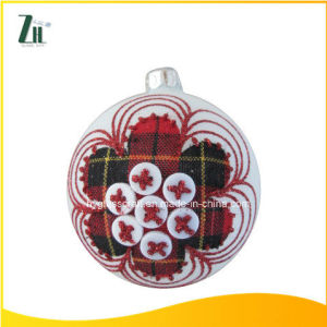 Hanging Christmas Ornaments Glass Ball for Christmas Gift pictures & photos