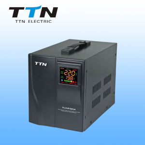PC-Dvs Generator China Supplier Programed Control Computerized Single Phase AC Automatic Voltage Regulator Price