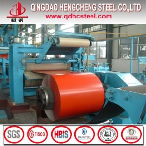 PPGI Hot DIP Galvanized Color Coated Steel Roll pictures & photos