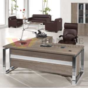 Contemporary Cheap Design Executive Table on Sale (HY-JT15) pictures & photos