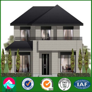 Modern Prefabricated Steel Structure Villa pictures & photos