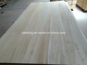 Paulownia Edge Glued Panel, Paulownia Jointed Board pictures & photos