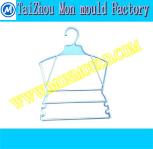 Plastic Injection Hanger Clotheshorse Mould pictures & photos