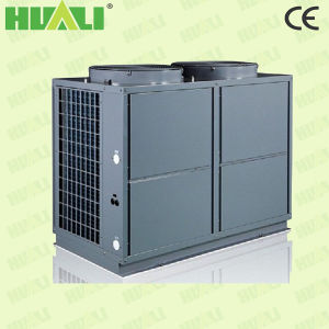 Monoblock Type Air Source Water Heater Heat Pump pictures & photos