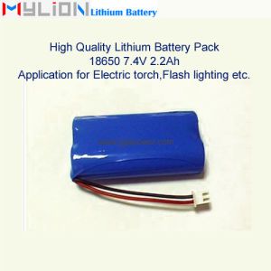 Hight Quality Lithium Battery for Handleset Portable Device etc.