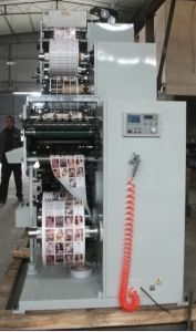 Flexographic Printing Machine 320/ 420 /480 pictures & photos