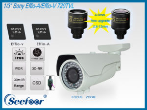 Metal IR Bullet Camera (SE147M15) CCTV Camera with Waterproof