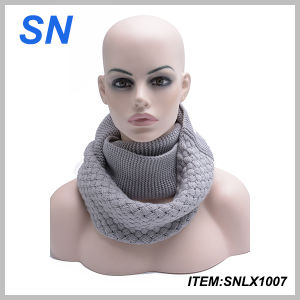 2015 Fashion Pop Corn Infinity Scarf pictures & photos