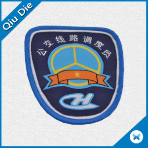 Factory Customized Embroidery Arm Patch for Miltary&Police pictures & photos
