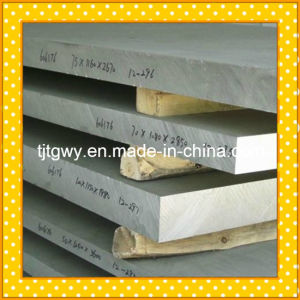 6060, 6061, 6063, 6082, 6006, 6160, 6092 Aluminum Alloy Sheet/Plate pictures & photos