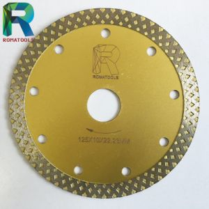 200mm X Type Turbo Diamond Discs for Stone Granite Marble Ceramic Cutting pictures & photos