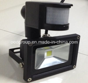 LED PIR Flood Light with Epistar Chip 30W 2400-3300lm pictures & photos