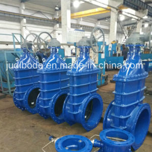Bevel Gear Industrial Gate Valve for Water Supply