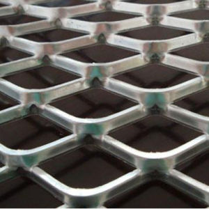 Factory Raised Expanded Metal Mesh pictures & photos