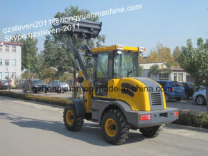Zl15f Wheel Loader with 1.5ton Rated Loading Weight pictures & photos