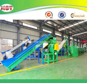 Plastic/PP/PE Milk Bottles Crushing and Washing Machines Line pictures & photos