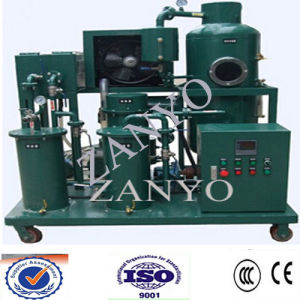 Zyt-10 High Vacuum Hydraulic Oil Purifier pictures & photos