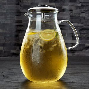 Glass Kettle Coffee Pot Glass Pitcher pictures & photos