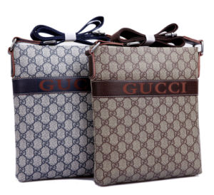 Brand Message Tote Bag Leather Handbags pictures & photos