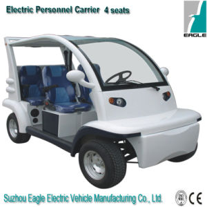 Electric People Mover, 4 Seats, Eg6043k, CE Approved, Brand New pictures & photos