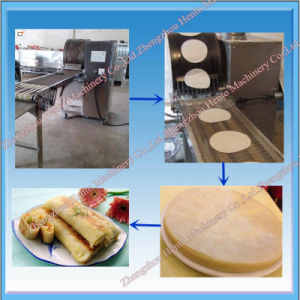 High Quality Stainless Steel Spring Roll Wrapper pictures & photos