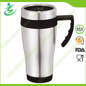 400ml Stainless Steel Auto Mug with Handle (SSB-A5) pictures & photos