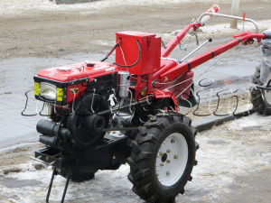 Hand Tractor Mx111-3 (12HP lighting type) pictures & photos