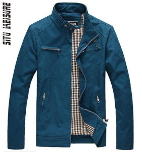 Mens Hot Seal Fashion Casual Zipper Birght Color Jackets (0113) pictures & photos