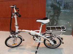 Foldable E-Bike 16′′ pictures & photos