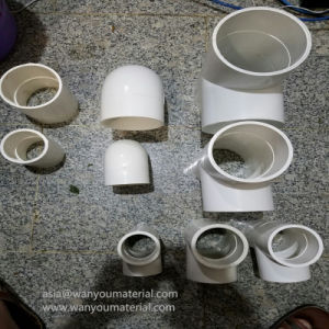 PVC Pipe and Fittings, PVC Pipe Water Drainage pictures & photos