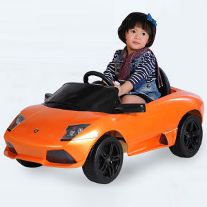 Licensed Lamborghini Lp 640-4 RC Ride on Car for Kids