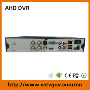 4CH CCTV Standalone Hybrid Security Digital Network Ahd DVR Recorder pictures & photos