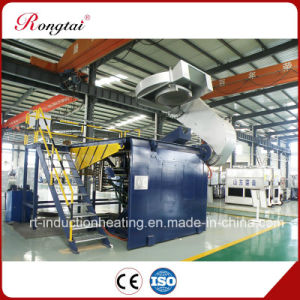 3 Ton/Hour Steel Induction Furnace for Foundry pictures & photos