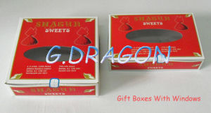 Kraft Cookie Boxes with Window (GD-BWW003) pictures & photos