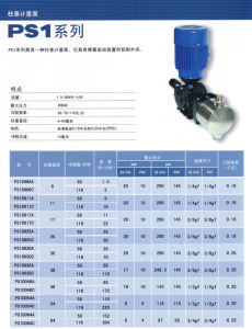 Seko Dosing Pump for Industrial RO Water Purification pictures & photos