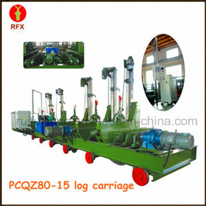 Automatic Log Turn-Over Band Saw Carriage (PCQZ80-15) pictures & photos
