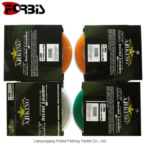 Colorful Hand Grasp Spool Nylon Fishing Line pictures & photos