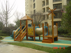 Plastic Playground Equipment pictures & photos