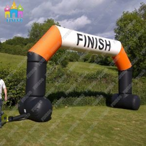 Customized Commercial Inflatable Finishing Line Arch pictures & photos