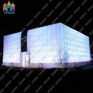 Inflatable LED Decoration Cube Tent pictures & photos
