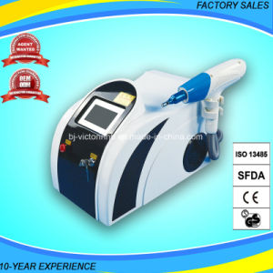 Hot 1064nm 532nm Q-Switch ND YAG Tattoo Removal Laser pictures & photos