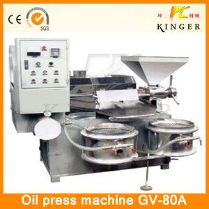 Automatic Oil Press Machine with Filter for Sale