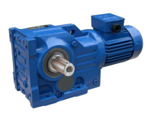 K Series Helical-Bevel Gear Motor (K97) pictures & photos
