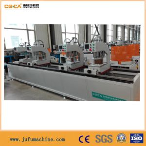 PVC Window Door Welding Machine with 4-Head pictures & photos