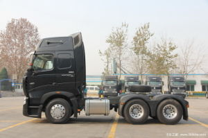 Sinotruk HOWO A7 Series 6X4 Tractor Truck